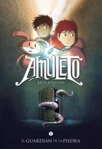 saga amuleto ( 7 libros ) - kazu kibuishi - editorial común