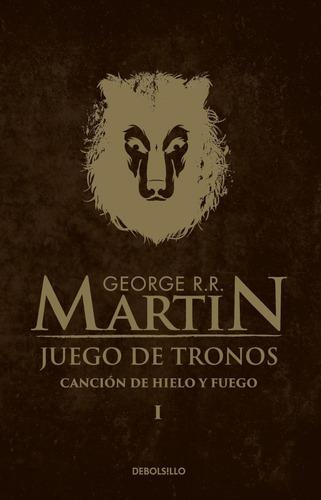 saga canción de hielo y fuego - juego de tronos - g. martin