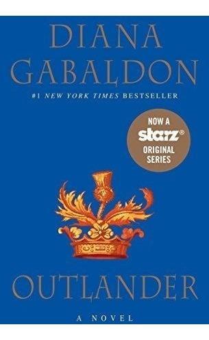saga completa outlander - diana gabaldon - 8 libros (inglés)