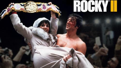 saga completa todas las peliculas de  rocky digital hd