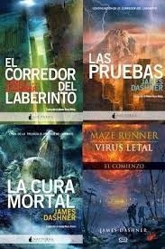 saga corredor del laberinto de james dashner en pdf