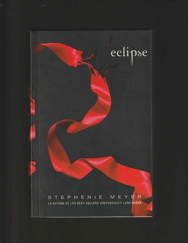 saga crepúsculo: eclipse - stephenie meyer