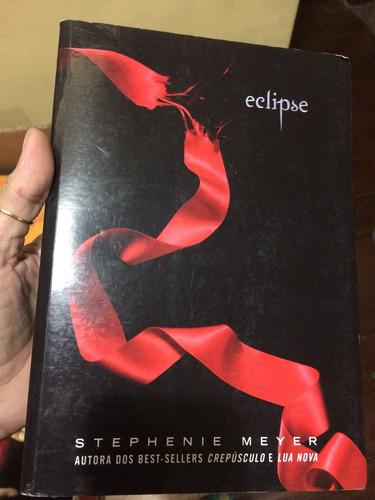 saga crepusculo: livros lua nova amanhecer crepusculo eclips