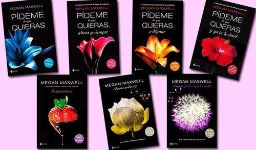 saga de 6 libros pideme lo que quieras(1 gratis) pdf