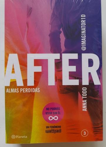 saga de after 5 libros
