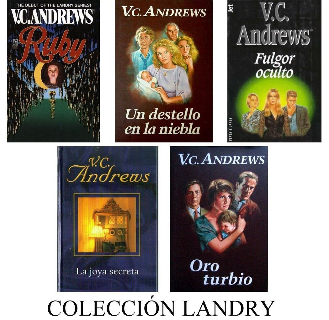 v.c andrews crystal pdf