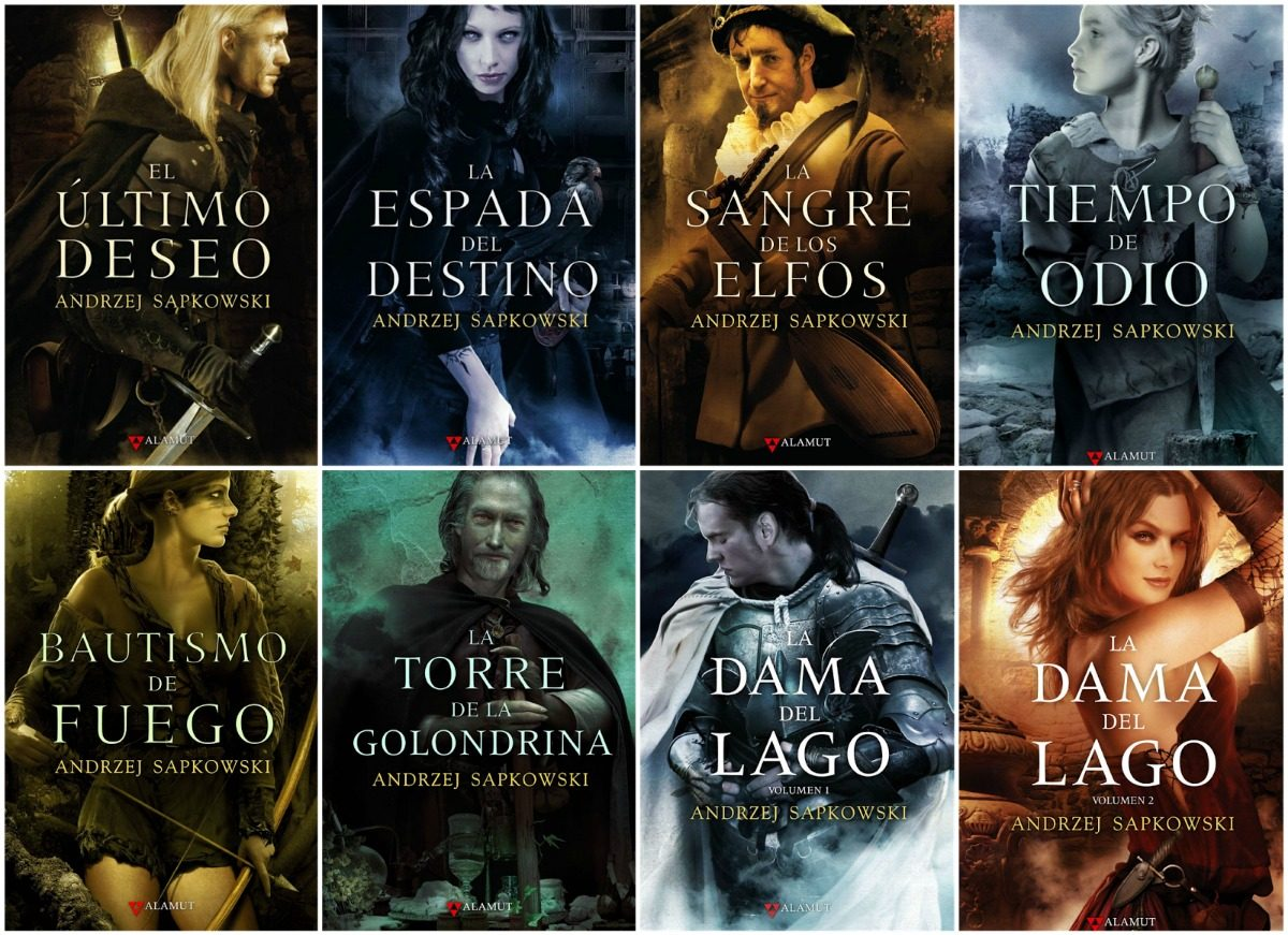Geralt De Rivia Vs Cronica Del Asesino De Reyes Que Saga De Libros