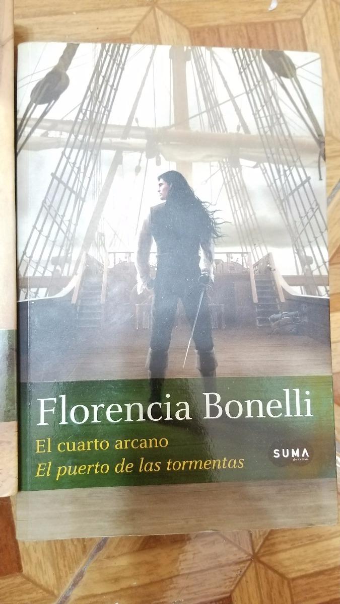 Saga El Cuarto Arcano - Florencia Bonelli - $ 580,00 en Mercado Libre