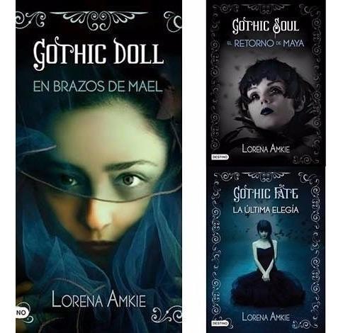 Literatura para salir de la rutina Gothic Doll