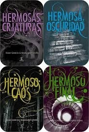 saga hermosas criaturas (beautiful creatures) en pdf