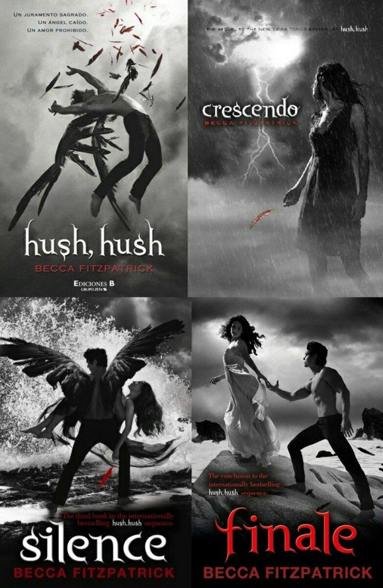 descargar hush hush 3 pdf