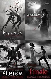 saga hush hush de becca fitzpatrick en pdf