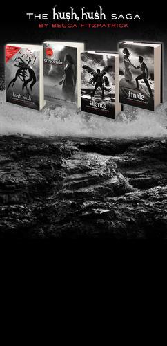 saga hush hush (pdf) completa 4 libros becca fitzpatrick
