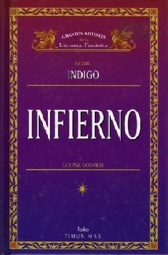 saga índigo - infanta 1 y 2 - louise cooper - folio timun