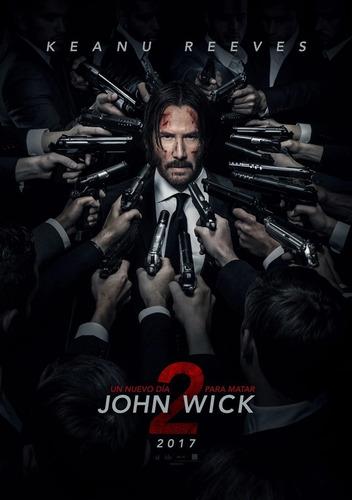 saga john wick completa 1080p 720p digital hd