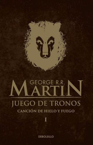 saga juego de tronos - cancion de hielo y fuego (5 libros)