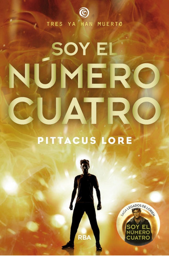 saga legados de lorien - lore pittacus ( 5 libros )