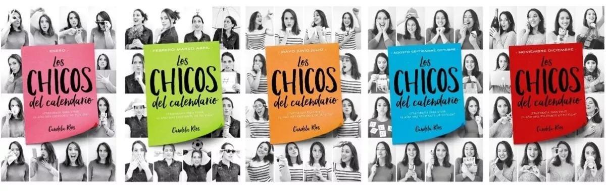 Los Chicos Del Calendario Pdf.Saga Los Chicos Del Calendario Candela Rios Libro Pdf 1 500