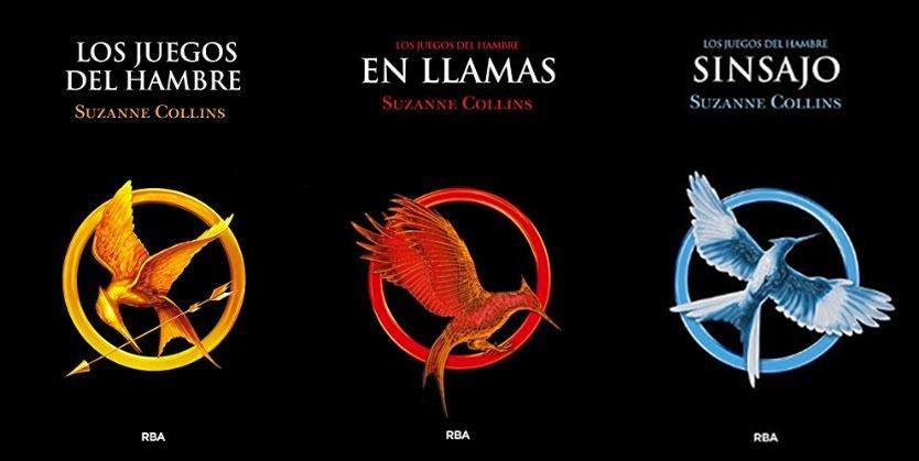 Saga Los Juegos Del Hambre The Hunger Games Libro 1 2 Y 3