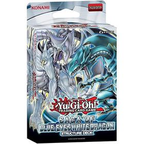 Saga Of Blue-eyes White Dragon Structure Deck Unidad Yugioh