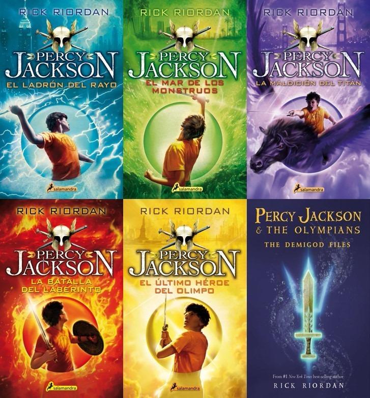 Percy Jackson Books Epub