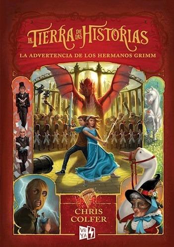 saga tierra de las historias (6 libros) - chris colfer