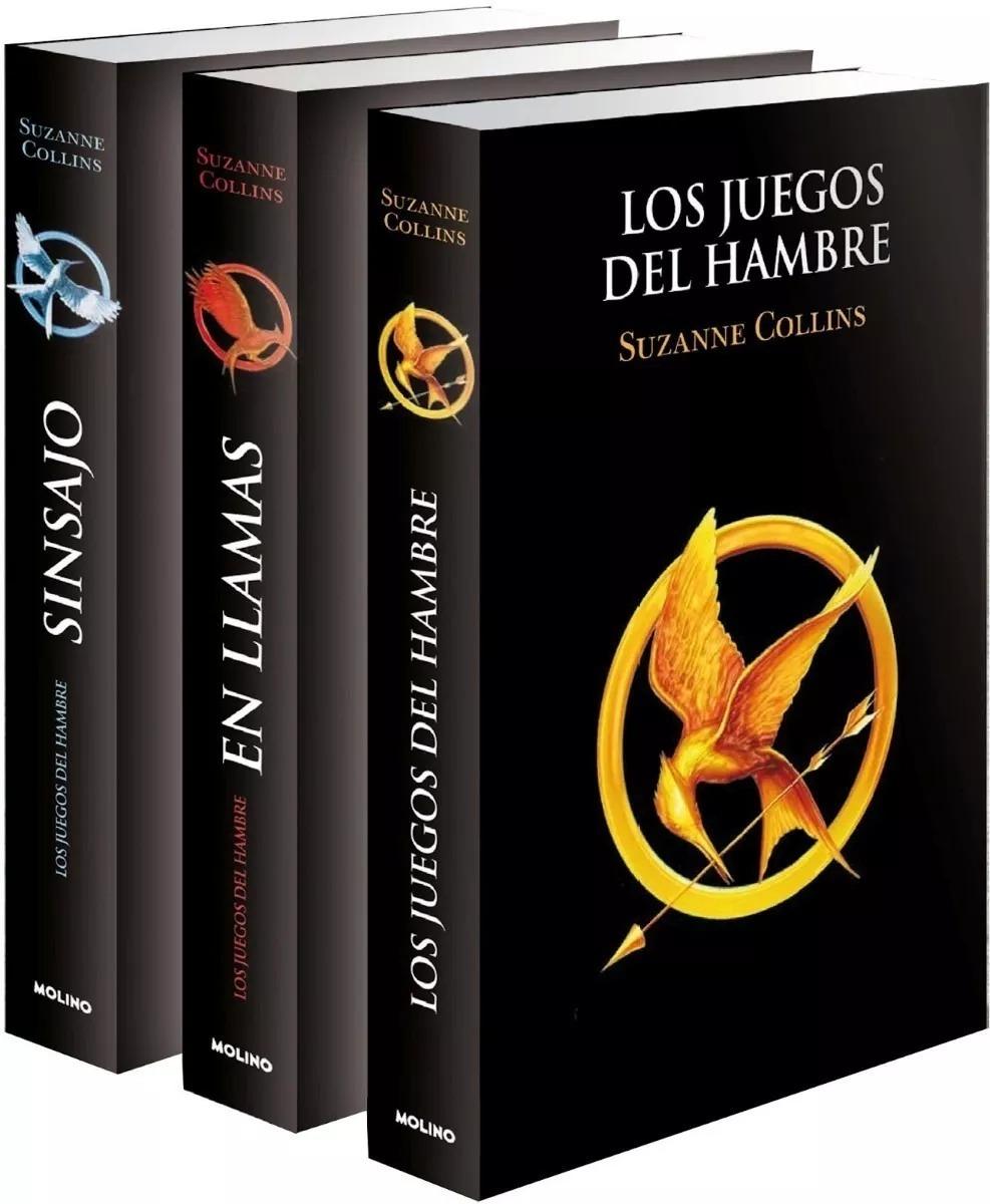 SAGA DE LOS JUEGOS DEL HAMBRE EBOOK
