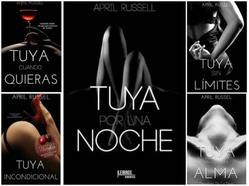 saga tuya por una noche + trilogía kings en pdf