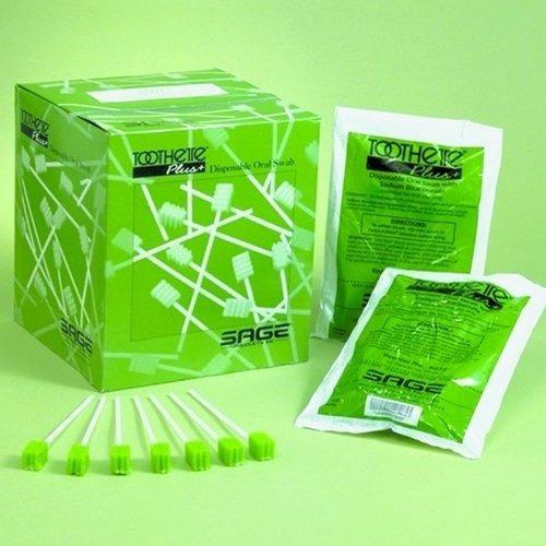 sage toothette hisopos orales con bicarbonato de sodio sage