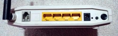 sagemcom® roteador  faster1704 gvt wifi 1antena promoção