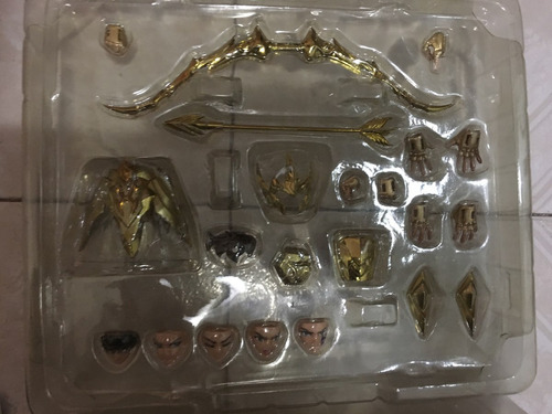 sagitario soul of gold sog marca great toys saint seiya