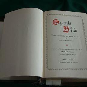 sagrada biblia (1958).