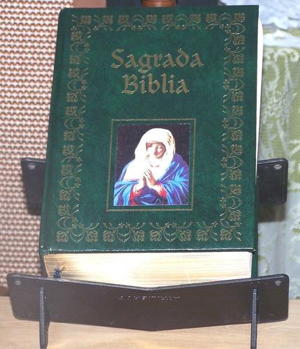 sagrada biblia católica traducción vulgata latina