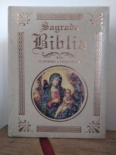 sagrada biblia ilustrada a todo color