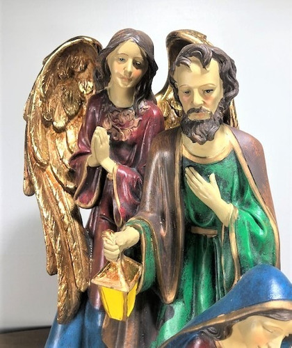 sagrada familia resina  30cm