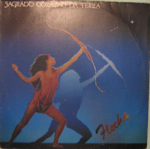 sagrado coração da terra - flecha - 1988