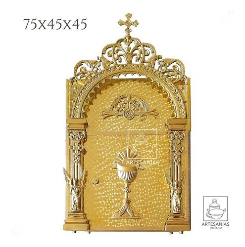 sagrario o tabernaculo extra grande católico tradicional