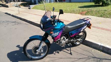 sahara nx 350 1996