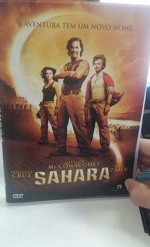 sahara -penelope cruz -matthew mcconaughey -dvd