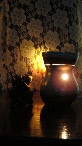 sahumerio o difusor eléctrico para aromaterapia