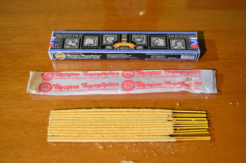sahumerios nag champa super hit por mayor 1 pack de 12 cajas