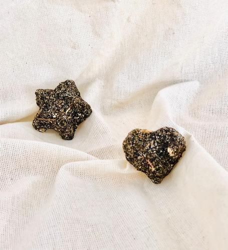 sahumo sólido para limpieza energética + 2 carbones