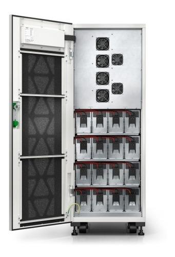 sai easy ups 3s 30 kva 400 v 3:3 con baterías internas apc