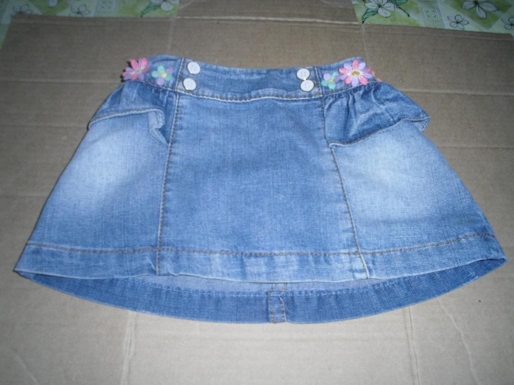 078a76e51 Saia Jeans Infantil Alphabeto Numero 3 - R$ 15,00 em Mercado Livre