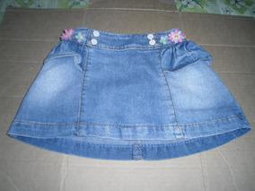 0ca7167c9e Saia Jeans Infantil Alphabeto Numero 3