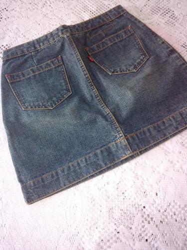 saia jeans levis 34