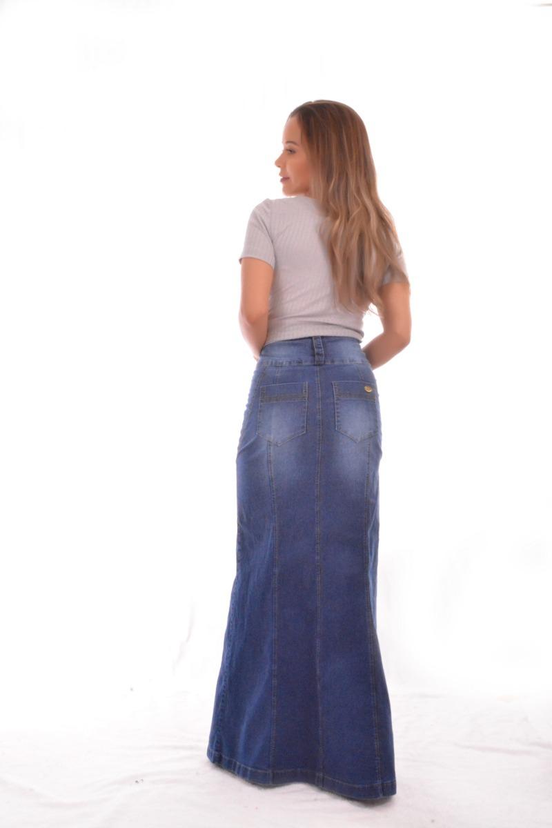 cd209e9ec2 Saia Jeans Longa C Elastano Plus Size