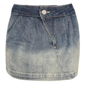 9e7ba9e12 Saia Jeans Da Adição Tamanho 38 - Saias Femininas ao melhor preço no ...