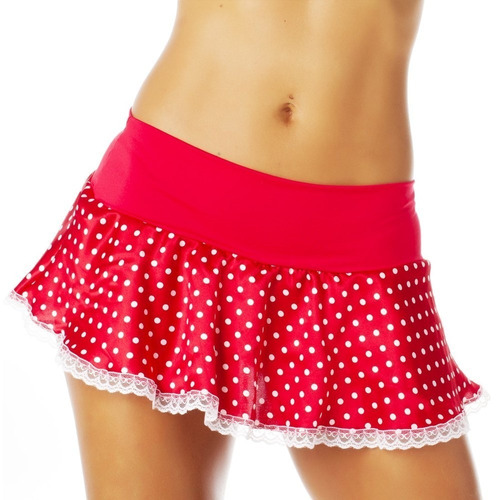 saia lolita vermelha pimenta sexy - saia sexy 3225