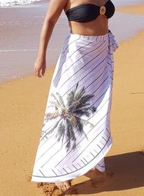 a80aa76d3553 Canga Pareo Mulher - Moda Praia com o Melhores Preços no Mercado ...